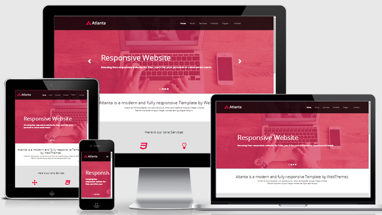 Bootstrap responsive website templates free download flashek Image collections