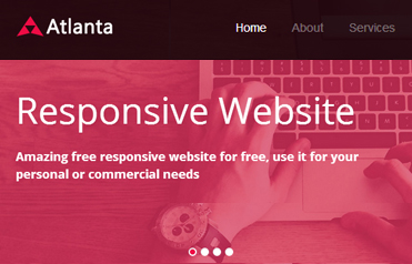 bootstrap responsive website templates free download
