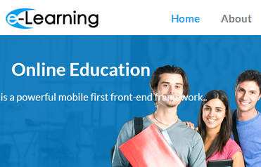 eLearning-Free-Educational-Responsive-Website