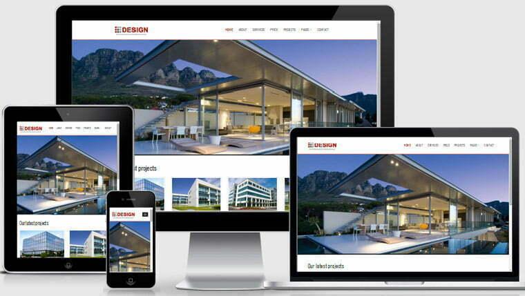 Real estate website templates free download - WebThemez
