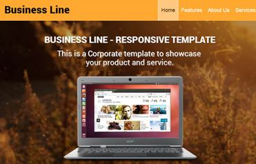 Corporate Free Bootstrap Template