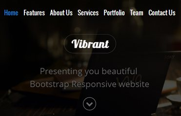 Responsive Website Template Free