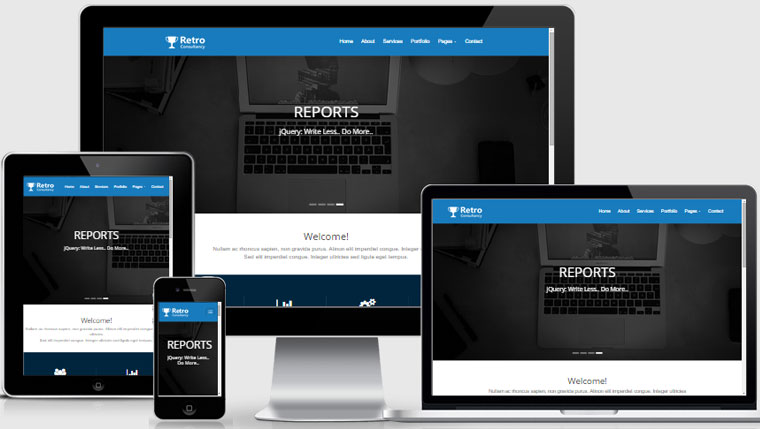 choose from over 13200 html website templates on themeforest of website themes responsive bootstrap html5 web templates for a quick run