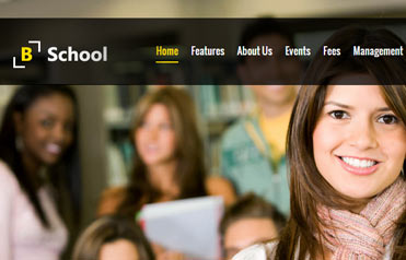 Educational Free HTML5 Responsive Web Template