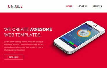html5-responsive-template