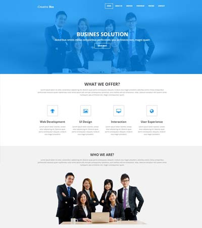 Creative-Bee-Corporate-Free-HTML5-Template