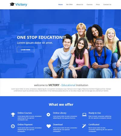 Educational-Institution-Free-HTML5-Bootstrap-Template