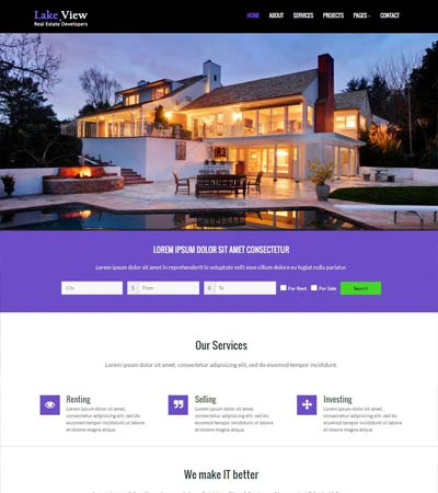 lake-view-real-estate-html5-template