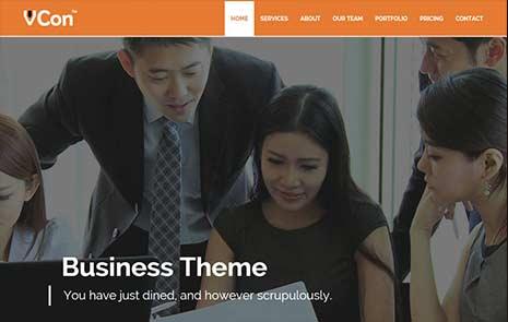 free html5 web templates