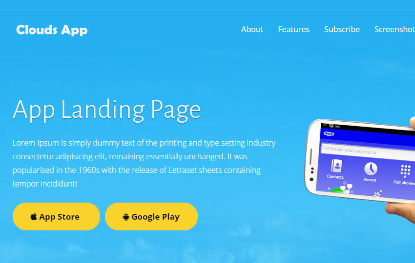 html5-multipurpose-landing-page-template