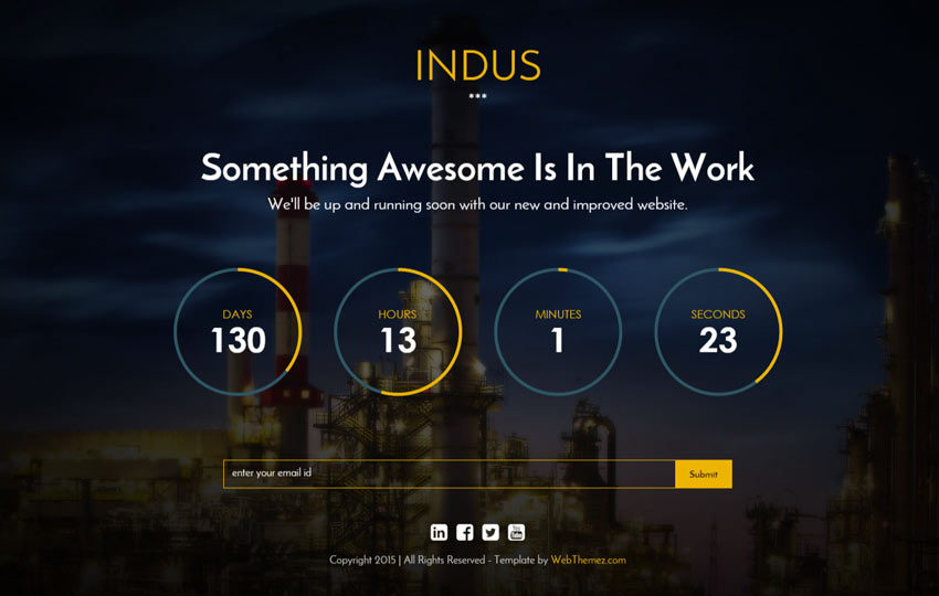 50 coming soon templates for free download webthemezindus free coming soon template
