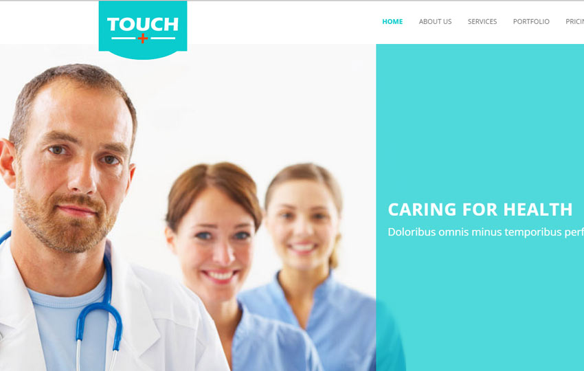 Hospital Medical Bootstrap HTML5 Template