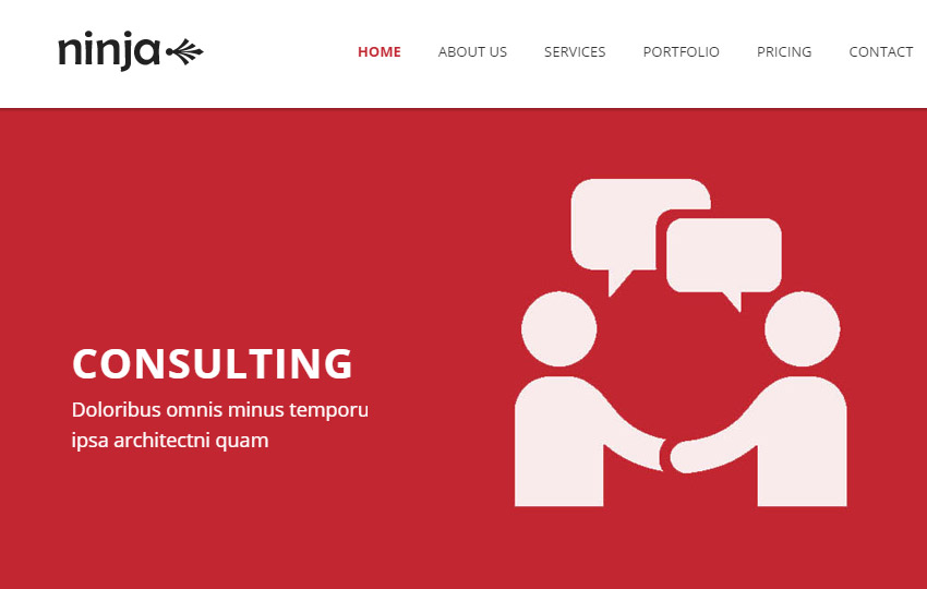 Consulting html responsive web template webthemez consulting html responsive web template accmission Choice Image