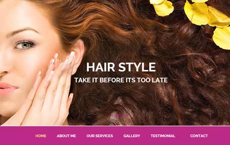 Beauty-Salon-Bootstrap-HTML5-web-Template