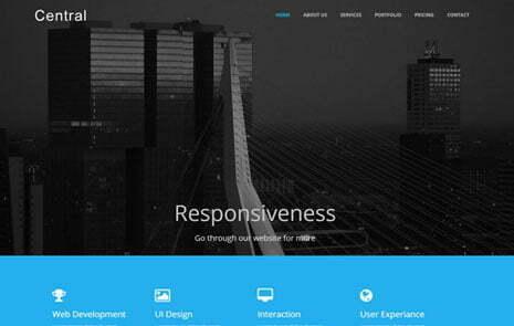 Multi-Purpose-Bootstrap-Responsive-Template