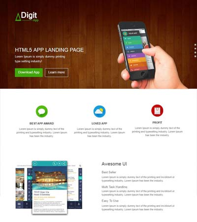 Mobile-App-HTML5-Landing-page