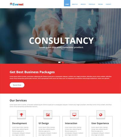 free business template
