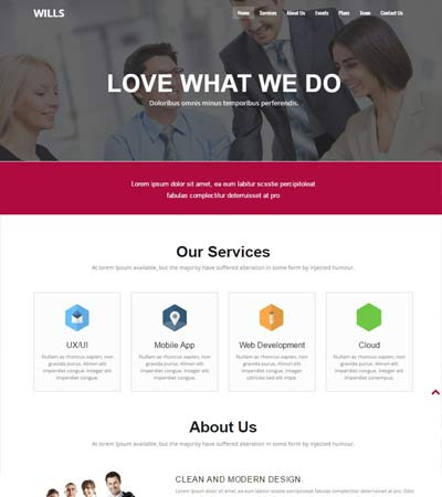 Corporate-HTML5-Bootstrap-Template
