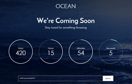 Free-Coming-Soon-Bootstrap-web-Template