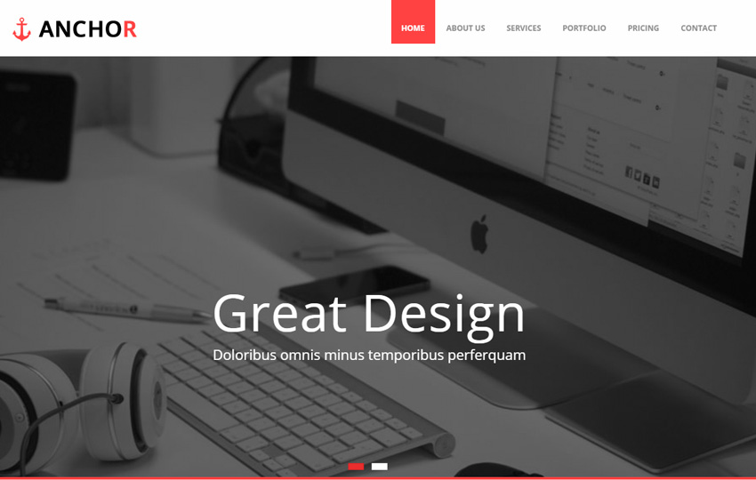 30 Latest Bootstrap Templates Free Download - WebThemez