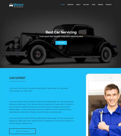 Car-Wash-Repair-Bootstrap-Template