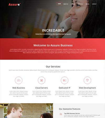 Business-services-Free-HTML5