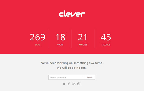 free-coming-soon-responsive-template