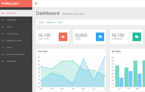 -Free-Bootstrap-Admin-Template