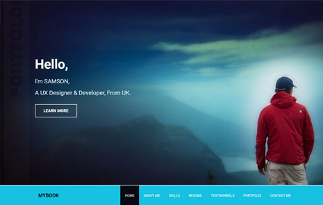 portfolio-responsive-bootstrap-free-website-template