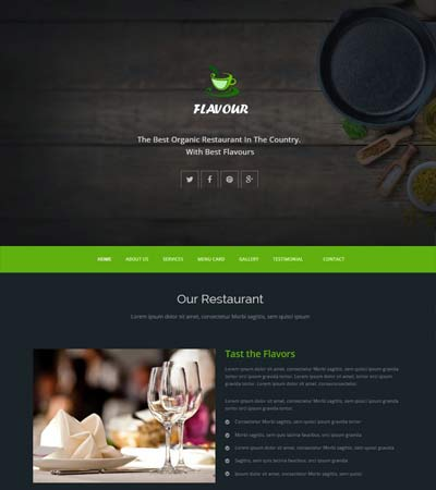 Restaurant-HTML5-Template
