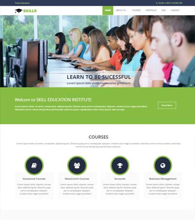 Best-Education-Free-HTML5-Template