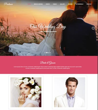 Partner-Wedding-HTML-Bootstrap-Web-Template