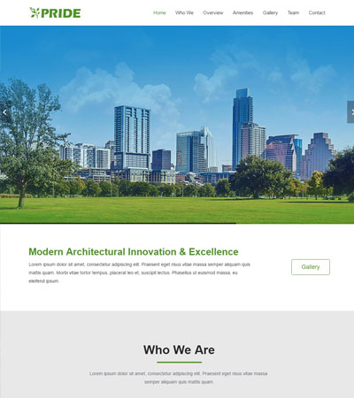 latest real estate website templates free download webthemez