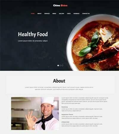 Bistro-Restaurant-Bootstrap-Template