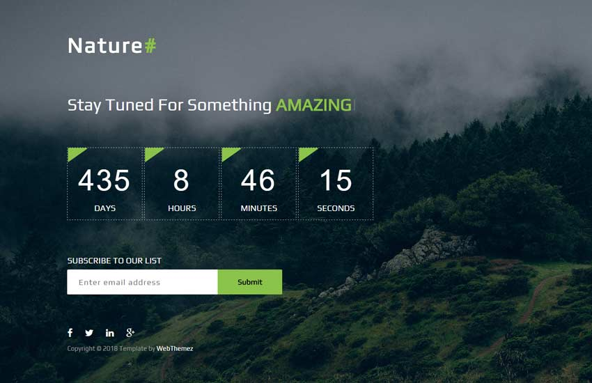 best-coming-soon-html-website-template