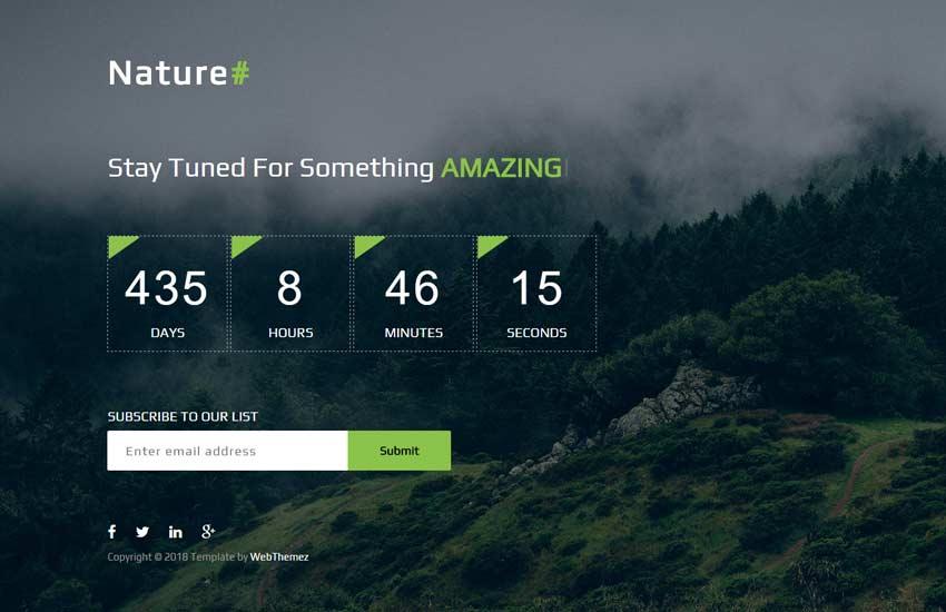 best-coming-soon-html-website-template