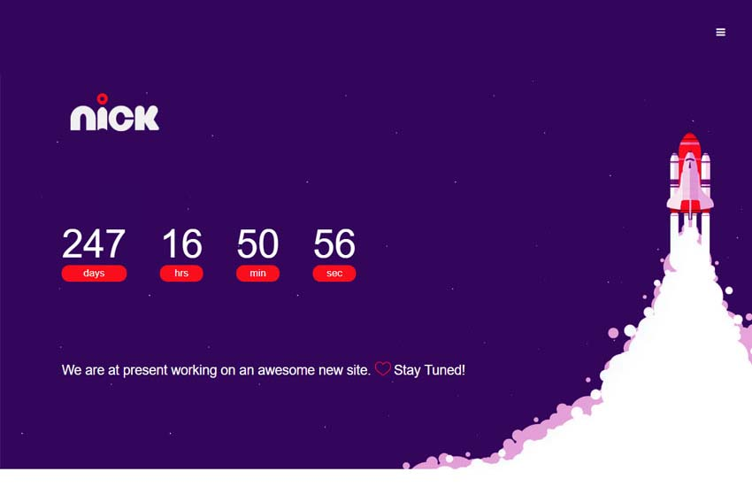 50 Coming Soon Templates For Free Download Webthemez