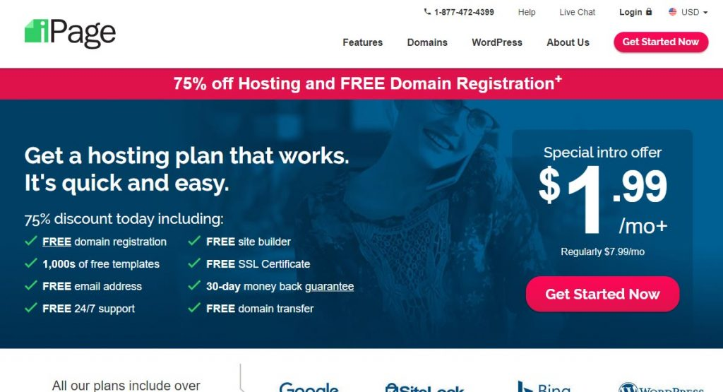 ipage-hosting-offers
